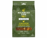 BALANCED LIFE CHICKEN DOG COMPANION TREATS 140G