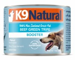 K9 NATURAL CANNED BEEF GREEN TRIPE FEAST 170G X 24