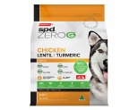 PRIME100 ZEROG SPD DRY DOG FOOD CHICKEN LENTIL TURMERIC 2.2KG