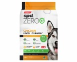PRIME100 ZEROG SPD DRY DOG FOOD CHICKEN LENTIL TURMERIC 12KG