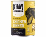 KIWI KITCHENS DOG CHICK WET 375G