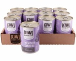 KIWI KITCHENS DOG CAN VENISON CAN 375G X 12