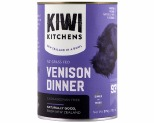 KIWI KITCHENS DOG VENISON WET 375G