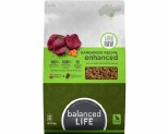 BALANCED LIFE ENHANCED  DRY FOOD WITH KANGAROO MEAT PIECES 9KG