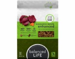 BALANCED LIFE ENHANCED  DRY FOOD WITH KANGAROO MEAT PIECES 2.5KG