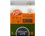 BALANCED LIFE ENHANCED DRY FOOD WITH SALMON PIECES 2.5KG