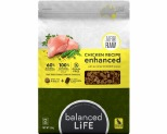 BALANCED LIFE ENHANCED DRY FOOD WITH CHICKEN MEAT PIECES 2.5KG
