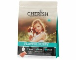 CHERISH PLAYFUL PUPPY DRY DOG FOOD 3KG