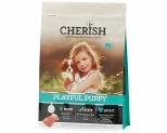 CHERISH PLAYFUL PUPPY DRY DOG FOOD 3KG**