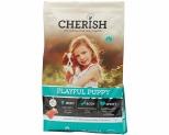 CHERISH PLAYFUL PUPPY DRY DOG FOOD 8KG**