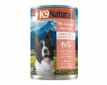 K9 NATURAL LAMB AND KING SALMON FEAST 370G
