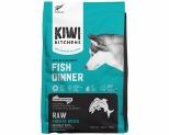 KIWI KITCHENS DOG FREEZE DRIED WHITE FISH DINNER 1.8KG