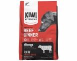 KIWI KITCHENS DOG FREEZE DRIED BEEF DINNER 900G