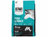 KIWI KITCHENS DOG FREEZE DRIED WHITE FISH DINNER 900G