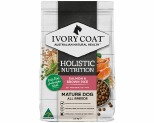 IVORY COAT MATURE SALMON & BROWN RICE WHOLEGRAIN DOG FOOD 2.5KG