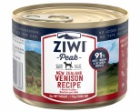 ZIWIPEAK VENISON DOG FOOD 170G