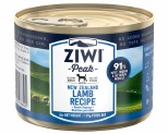 ZIWIPEAK LAMB DOG FOOD 170G