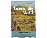 TASTE OF THE WILD APPALACHIAN VALLEY GRAIN FREE SMALL BREED VENISON 5.6KG