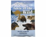 TASTE OF THE WILD PACIFIC STREAM GRAIN FREE CANINE 12.2KG