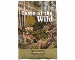 TASTE OF THE WILD PINE FOREST GRAIN FREE VENISON 12.2KG