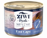 ZIWIPEAK PROVENANCE EAST CAPE DOG 12X170G