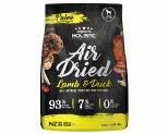 ABSOLUTE HOLISTIC AIR DRIED DOG FOOD LAMB DUCK 1KG
