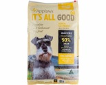 APPLAWS ITS ALL GOOD DRY SENIOR DOG FOOD 15KG