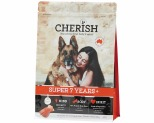 CHERISH SUPER 7+ ADULT DRY DOG FOOD 3KG