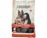 CHERISH SUPER 7+ ADULT DRY DOG FOOD 8KG