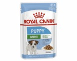 ROYAL CANIN MINI PUPPY WET FOOD GRAVY POUCHES 85G