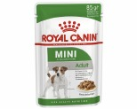 ROYAL CANIN MINI ADULT WET FOOD GRAVY POUCH 85G