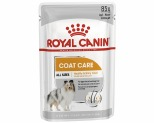ROYAL CANIN DOG COAT CARE LOAF 85G