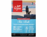 ORIJEN SIX FISH DOG BIOLOGICALLY APPROPRIATE DOG FOOD 2KG