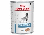 ROYAL CANIN VETERINARY DIET HYPOALLERGENIC DOG FOOD 12X400G
