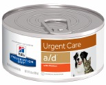 HILLS PRESCRIPTION DIET CANINE AND FELINE A/D CRITICAL CARE 156GM