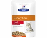 HILL'S PRESCRIPTION DIET CAT C/D STRESS 85G