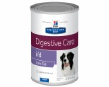 HILL'S PRESCRIPTION DIET I/D LOW FAT DIGESTIVE CARE WET DOG FOOD ORIGINAL FLAVOUR CAN 370G