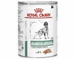 ROYAL CANIN VETERINARY DIET  DIABETIC SPECIAL DOG FOOD 12X410G