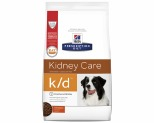 HILL'S PRESCRIPTION DIET K/D KIDNEY CARE DRY DOG FOOD WITH CHICKEN 3.85KG