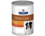 HILLS PRESCRIPTION DIET CANINE K/D RENAL HEALTH 370G