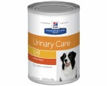 HILL'S PRESCRIPTION DIET C/D MULTICARE URINARY CARE WET DOG FOOD CHICKEN FLAVOUR CAN 370G