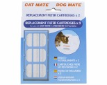 CAT MATE FOUNTAIN CARTRIDGE 2 PACK