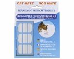 CAT MATE FOUNTAIN CARTRIDGE 2 PACK*+