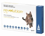 REVOLUTION FOR CATS 3 PACK (BLUE)