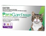 PARAGARD ALLWORMER FOR CATS & KITTENS 4 PACK (PURPLE)