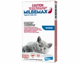 MILBEMAX FLAVOURED WORMING TABLET FOR SMALL CATS 0.5-2KG 2 PACK