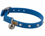 GUMMI KITTEN COLLAR BLUE/GLOW SPIKE