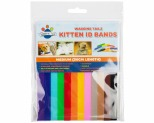 WAGGING TAILZ KITTEN ID BANDS MEDIUM STANDARD 12PK