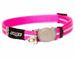 ROGZ ALLEYCAT SAFELOC COLLAR PINK 11MM