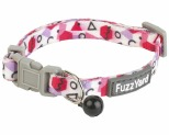 FUZZYARD BLOCK PARTY CAT COLLAR